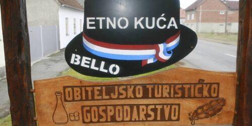 Etno kuća Bello