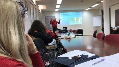 Turistička zajednica sudjelovala na edukaciji HGK