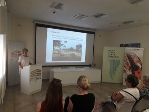 Projekt TZ Grada Pleternice na temu međunarodne suradnje