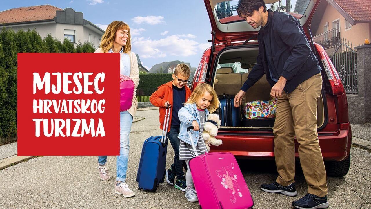"""Ponovno krenuo """"Mjesec hrvatskog turizma"""" i dobrih popusta"""
