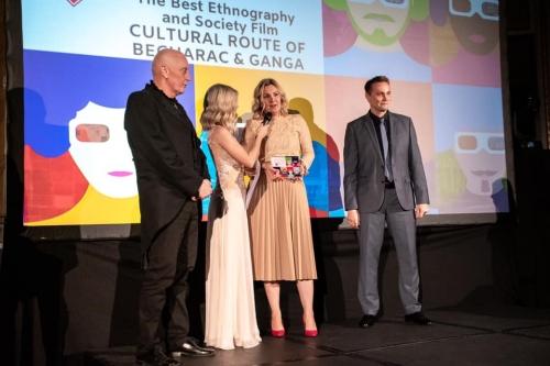 "Film ""Kulturna ruta bećarca i gange"" osvojio prestižnu nagradu"