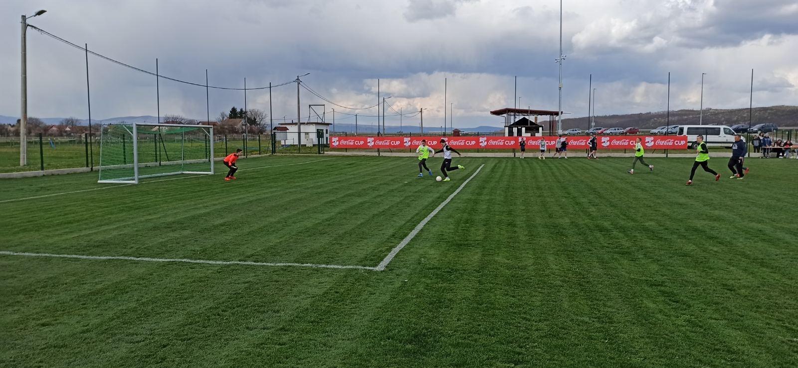 U Pleternici održan prvi kvalifikacijski turnir Coca-Cola Cupa Požeško-slavonske županije