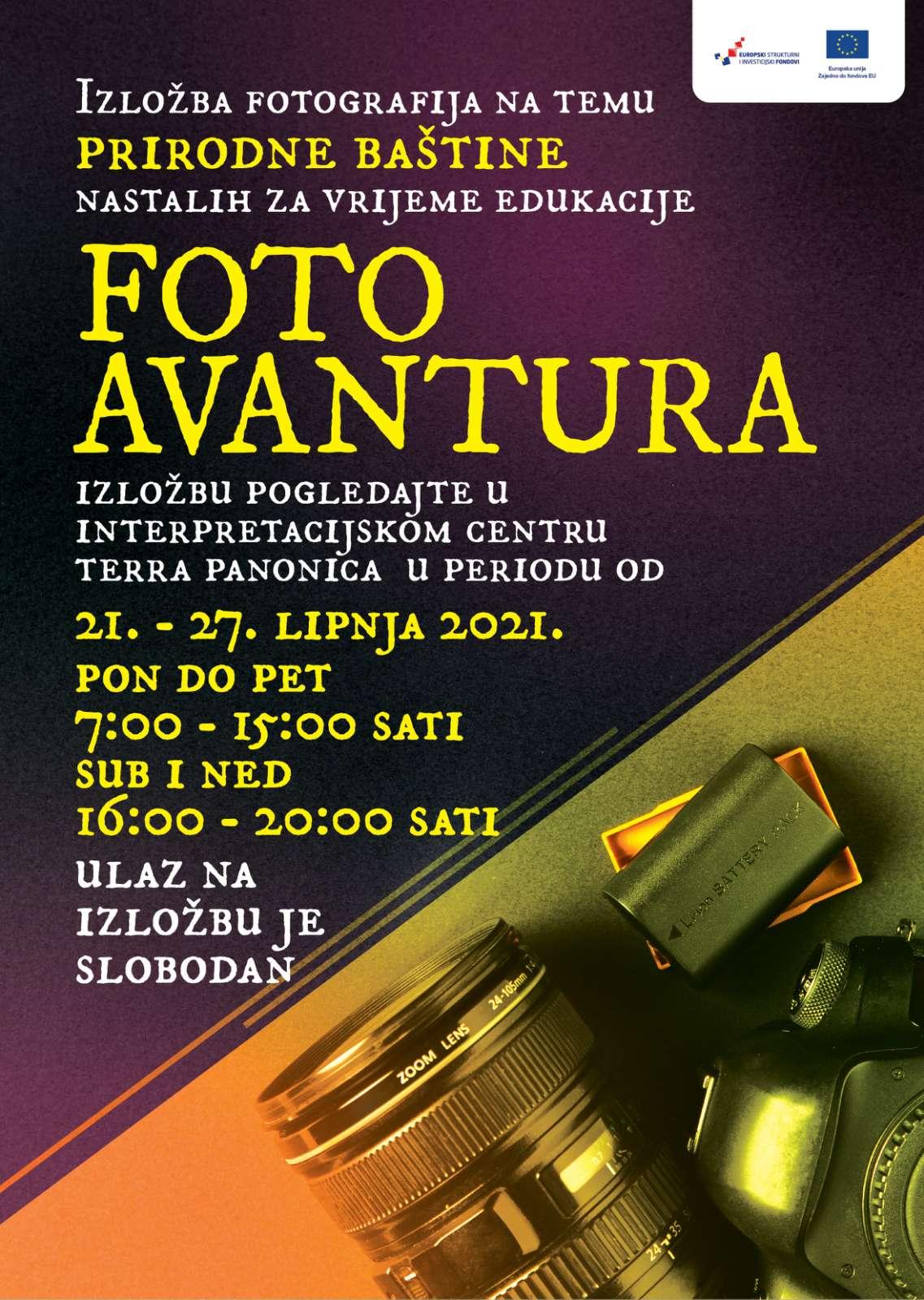 Izložba fotografija sudionika Foto avanture